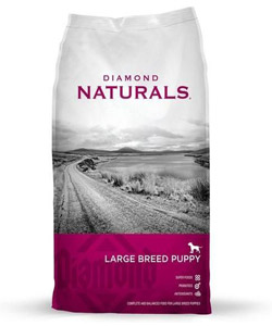 Alimento Diamond Naturals Large Breed Puppy